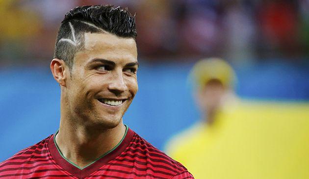 Cristiano Ronaldo Hairstyle Mohawk Cristiano Ronaldo Haircut 2
