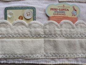 gentlework: 'til needle, thread and fabric meet