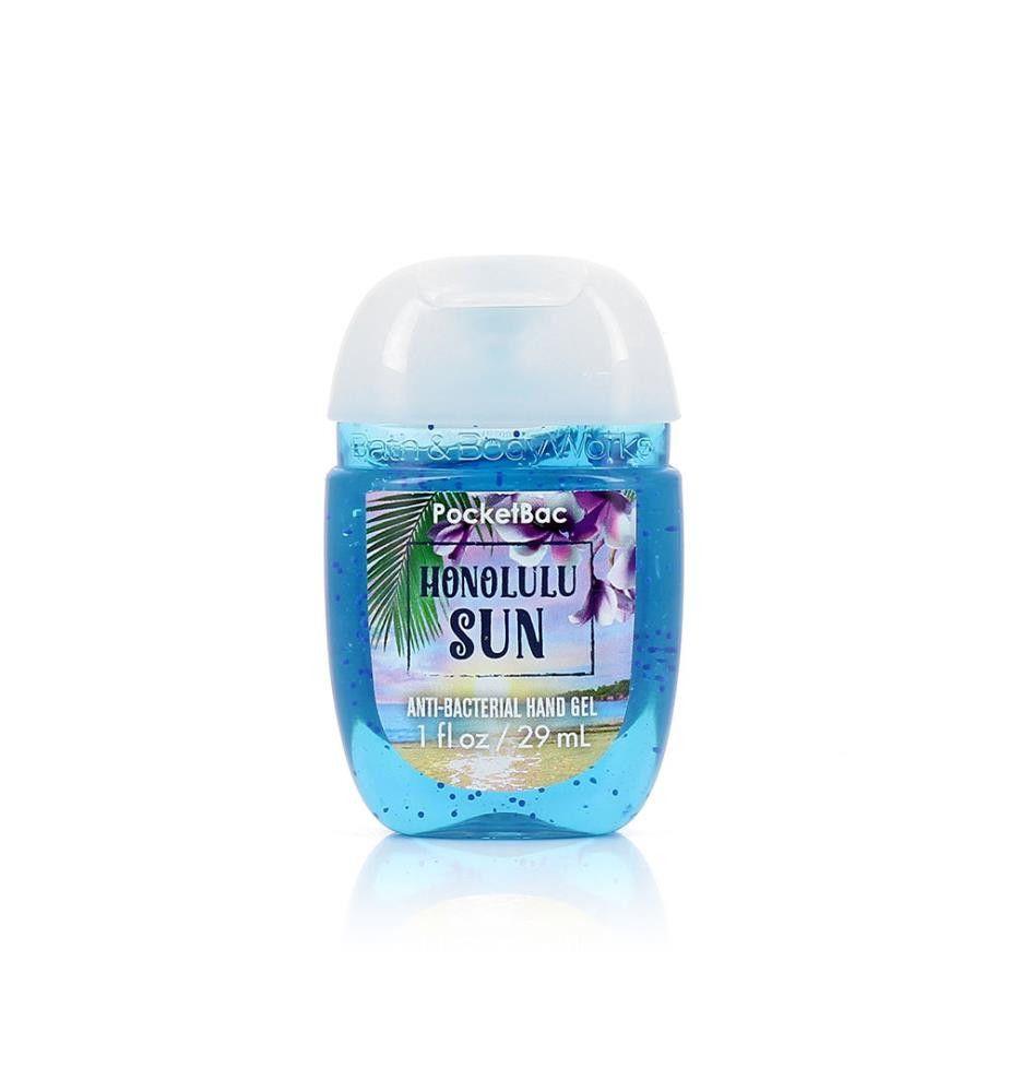 Pacific Island Wonder 5 Pack Pocketbac Sanitizers Soap Sanitizer