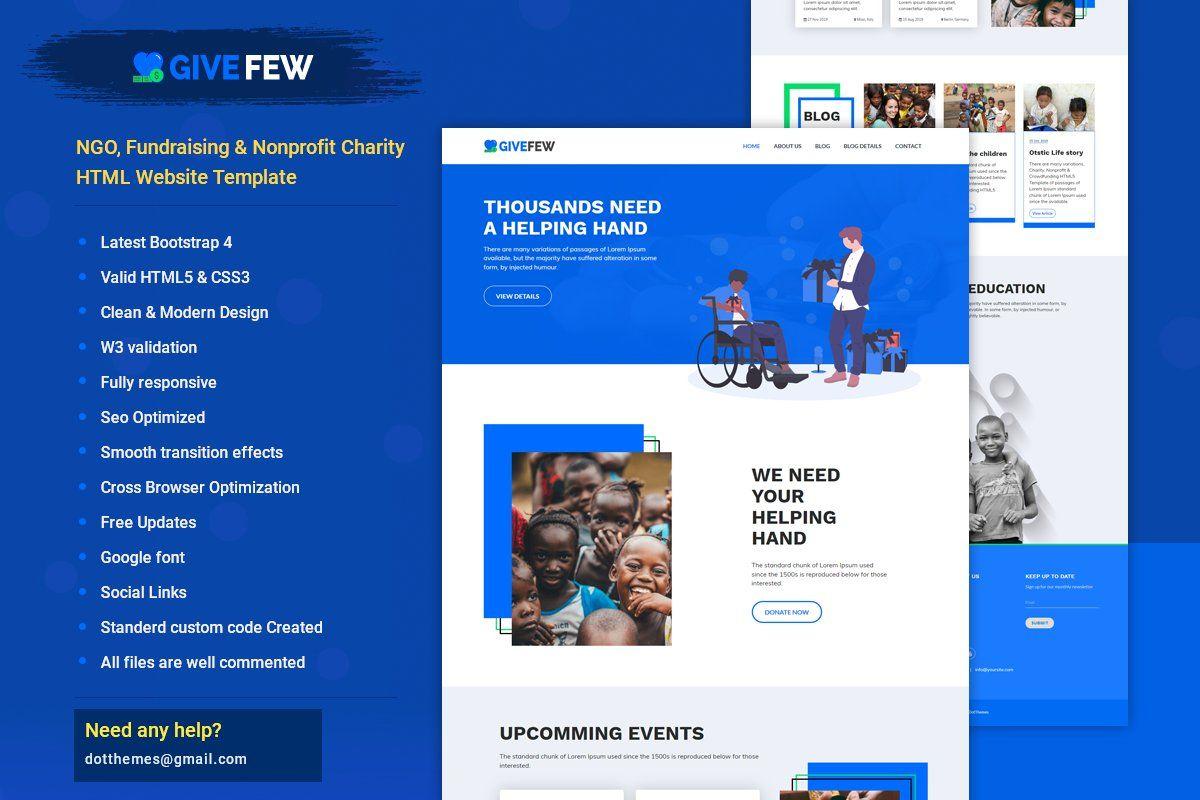 Nonprofit Charity Website Template Website Template Non Profit Education Quotes For Teachers