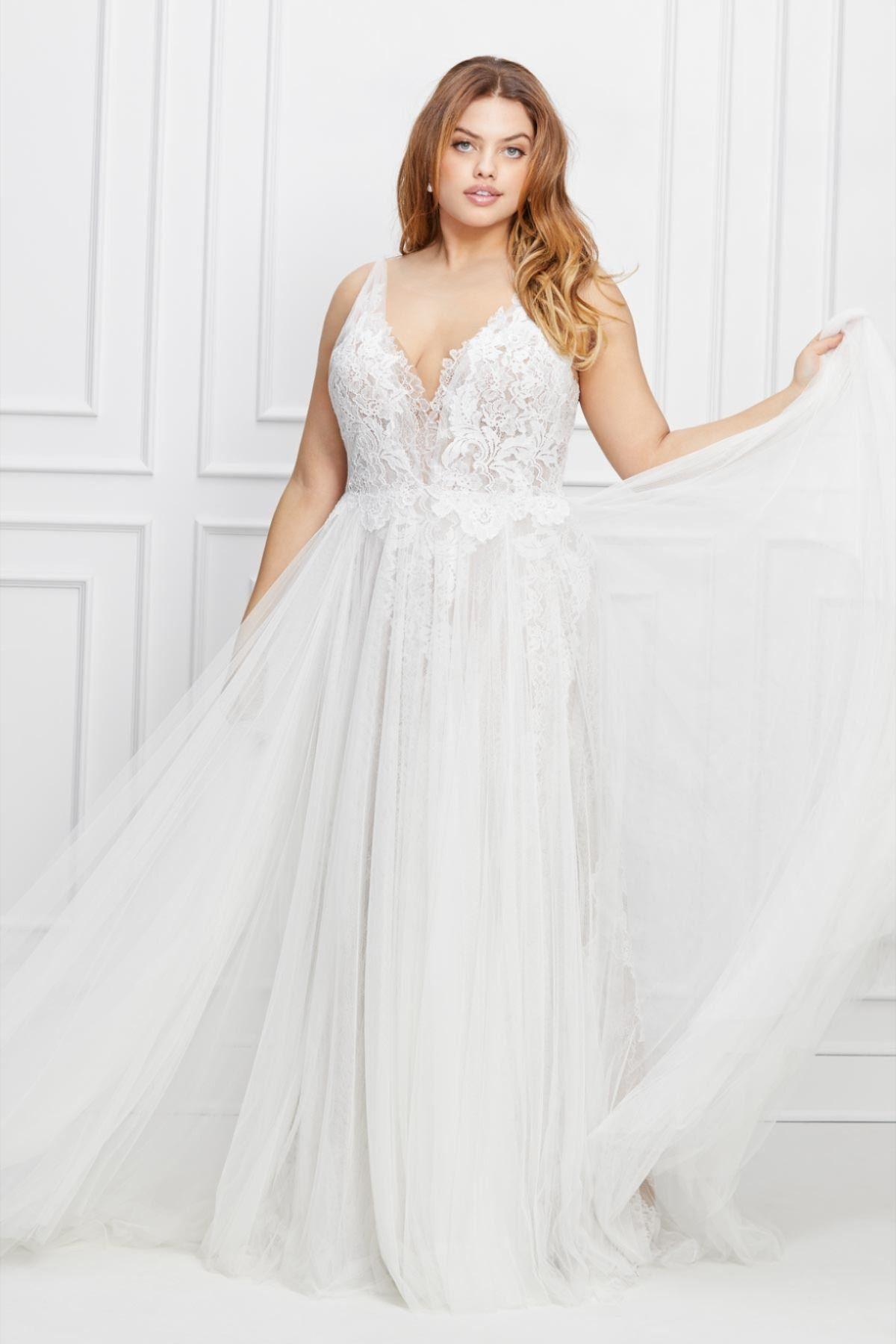 35+ Wedding dress sizes chart information