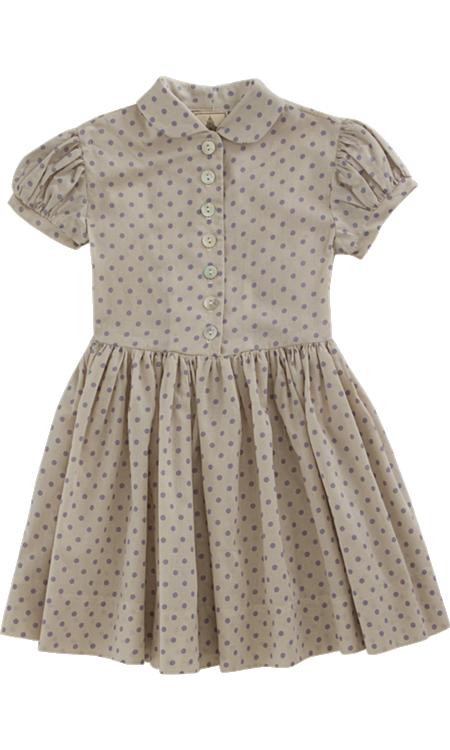 Dagmar Daley Polka Dot Dress