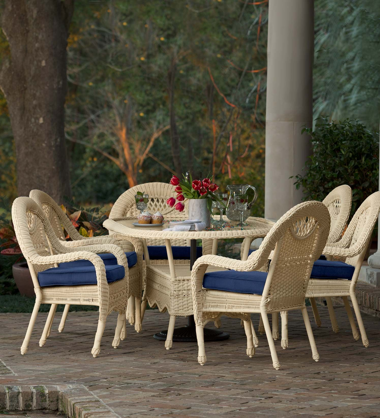Sensational Pin On Patio Furniture Accents Gmtry Best Dining Table And Chair Ideas Images Gmtryco