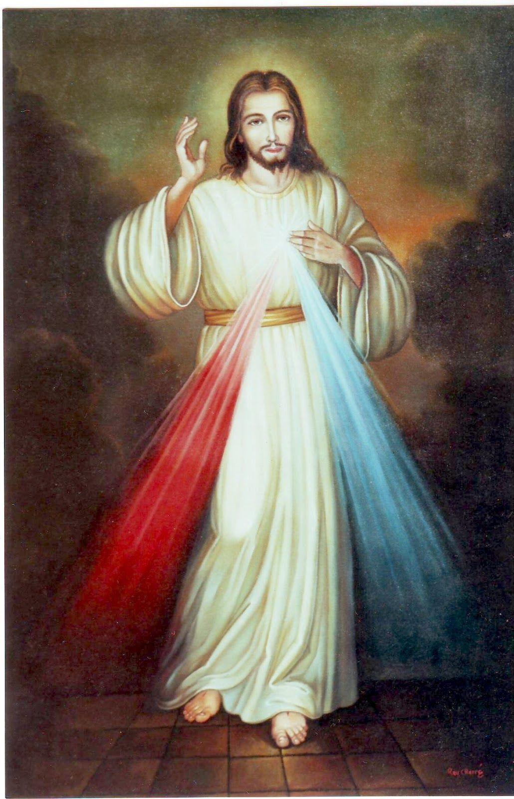 Fabuloso Várias imagens de Jesus Misericordioso para abençoar sua vida  BR48
