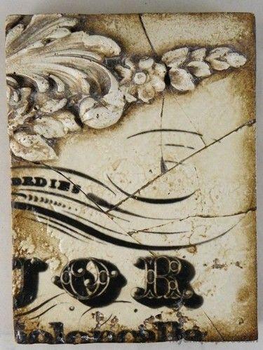 Sid Dickens Memory Tile Block T 177 Watermark | eBay