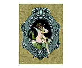 Quadro stampa su tela Angel - 33x24 cm