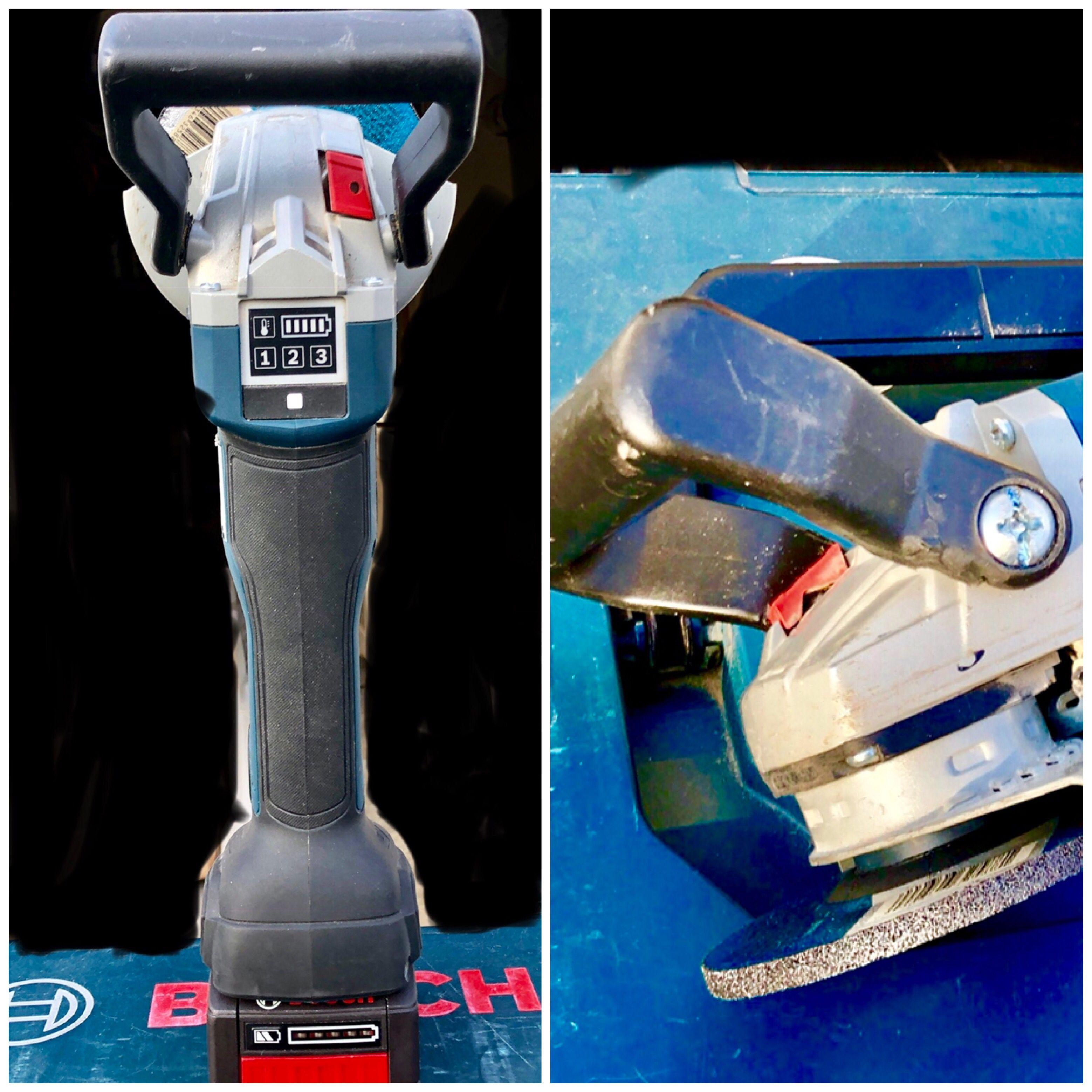 Bosch 18v Angle Grinder Bosch Tools Angle Grinder Bosch