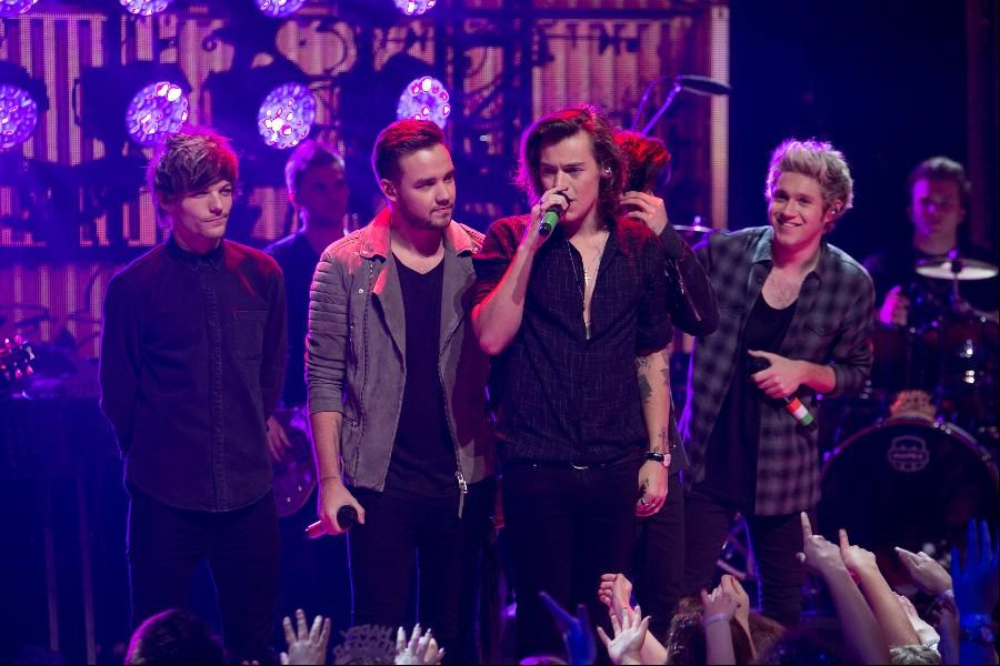 One Direction – On The Road Again Tour