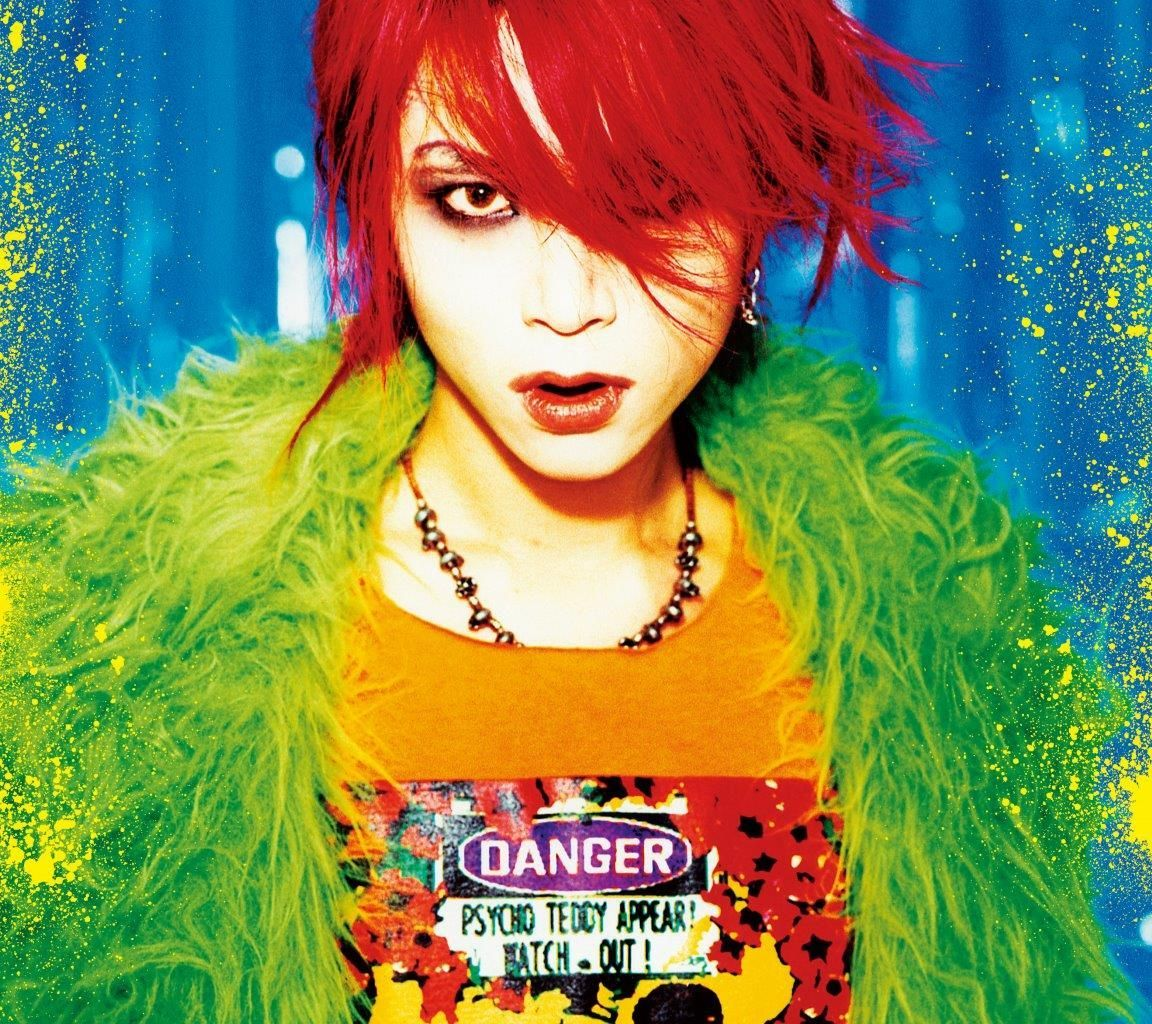 15th Death Anniversary Of Hide Former Guitarist Of X Japan  # Hide & Seek Muebles