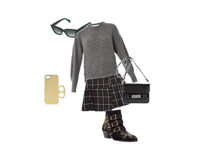 GO minimalistic by Clara De La Cour | Looks | Apprl - Social Shopping