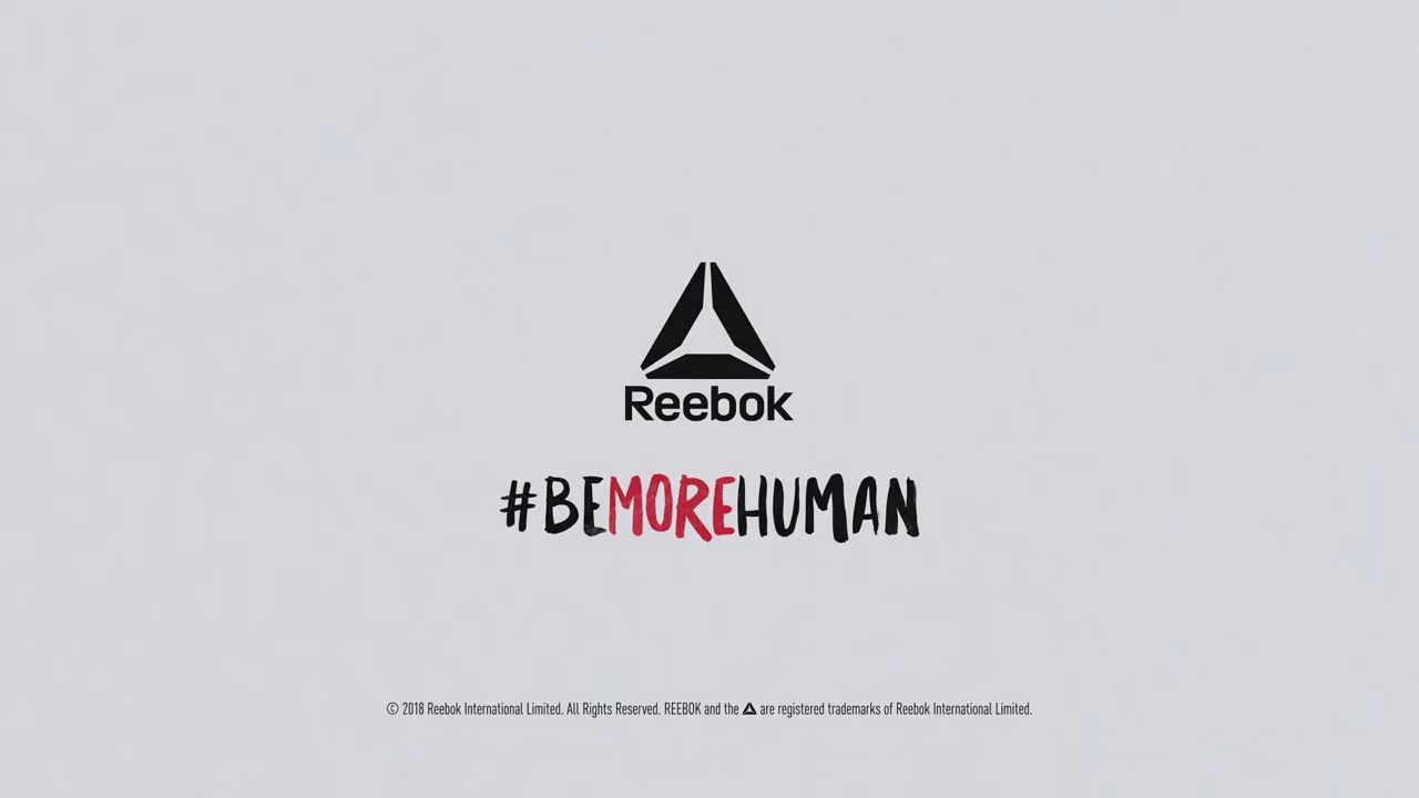 reich und großartig Vielzahl von Designs und Farben neuer Stil & Luxus ▷ Reebok Katrin Davidsdottir | Be more human Ad Commercial ...