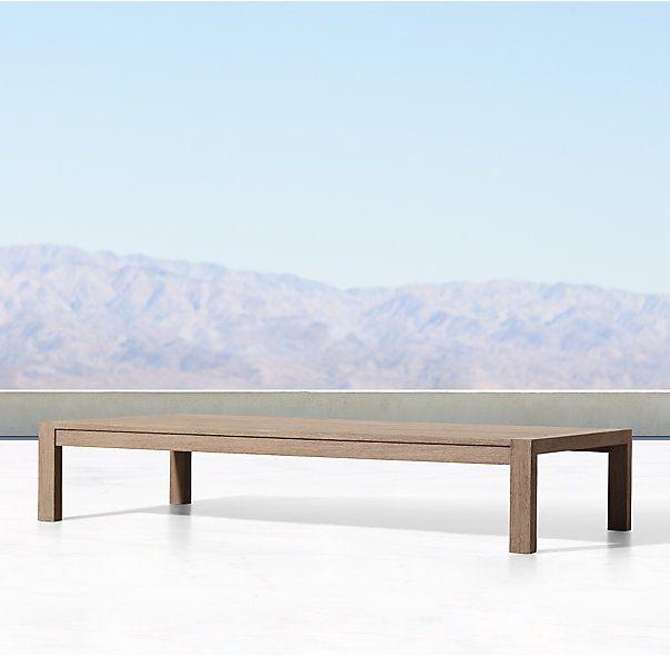 Superb Aegean Teak Coffee Table In 2019 Nca Garden Furniture Machost Co Dining Chair Design Ideas Machostcouk