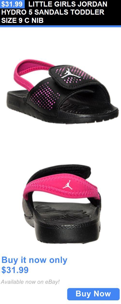 outlet store d0a91 0faac Infant Shoes: Little Girls Jordan Hydro 5 Sandals Toddler ...