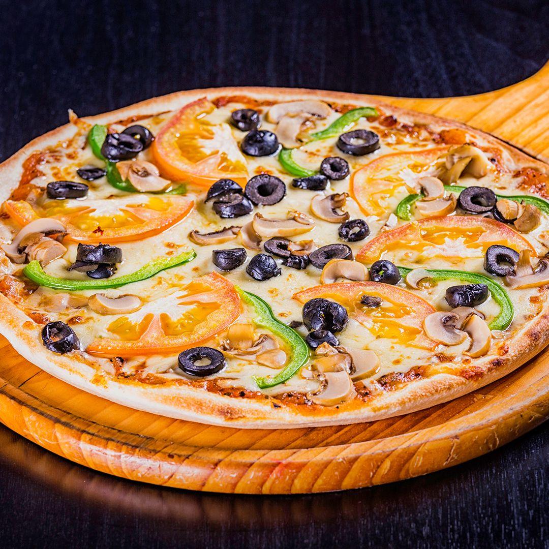 بيتزا الفصول الاربعة Four Seasons Pizza Vegetable Pizza Food Pizza