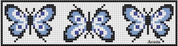Схемы для станочного тканья   biser.info - всё о бисере и бисерном творчестве