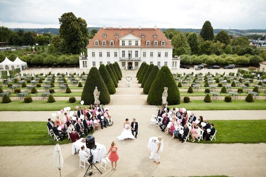 Hochzeit Im Schloss Wackerbarth Bei Dresden Hochzeit Schloss Burg