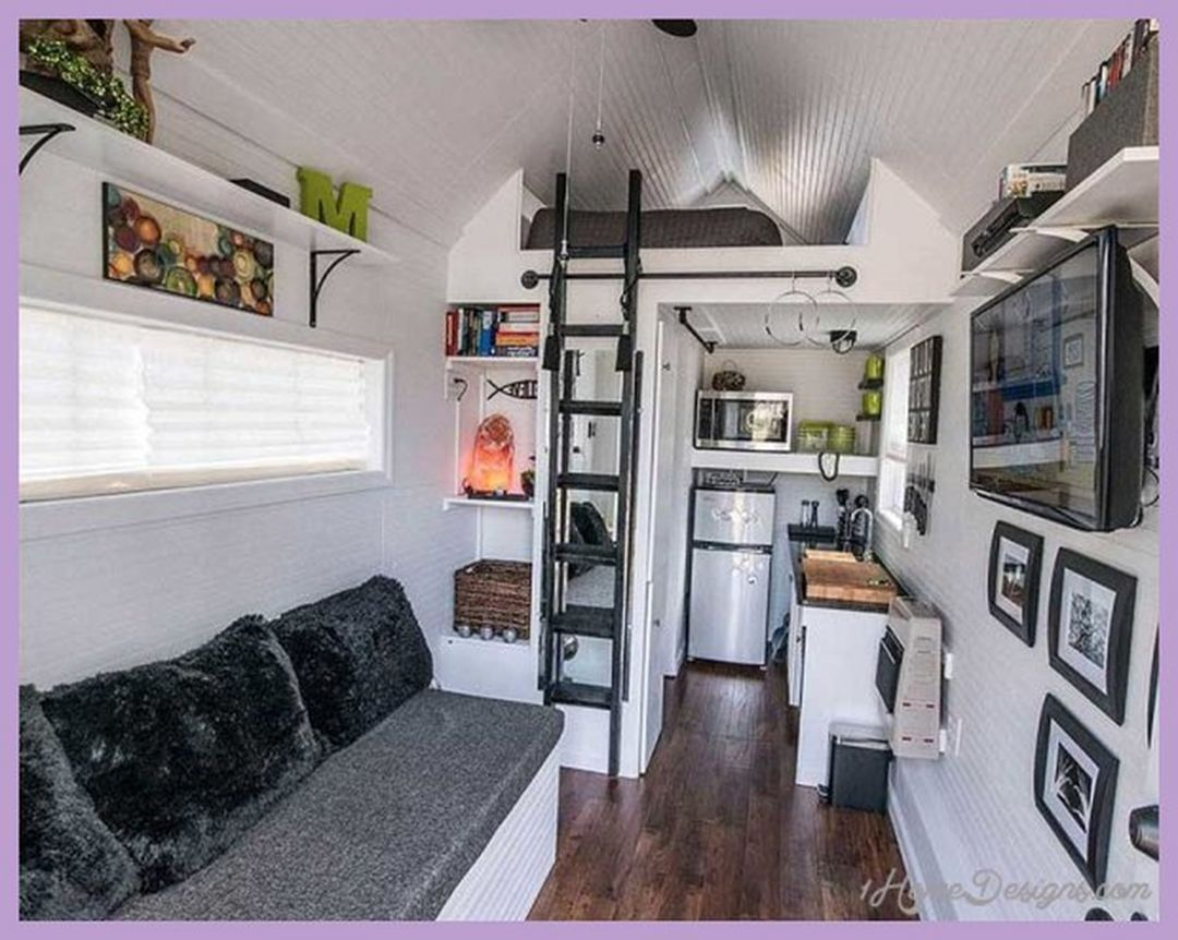25 Low Budget Cool Tiny Houses Decorating Ideas You Have To Copy Small House Decorating Small House Design Tiny House Furniture