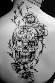 Calaveras Mexicanas Tattoo Brazo Buscar Con Google Teschi