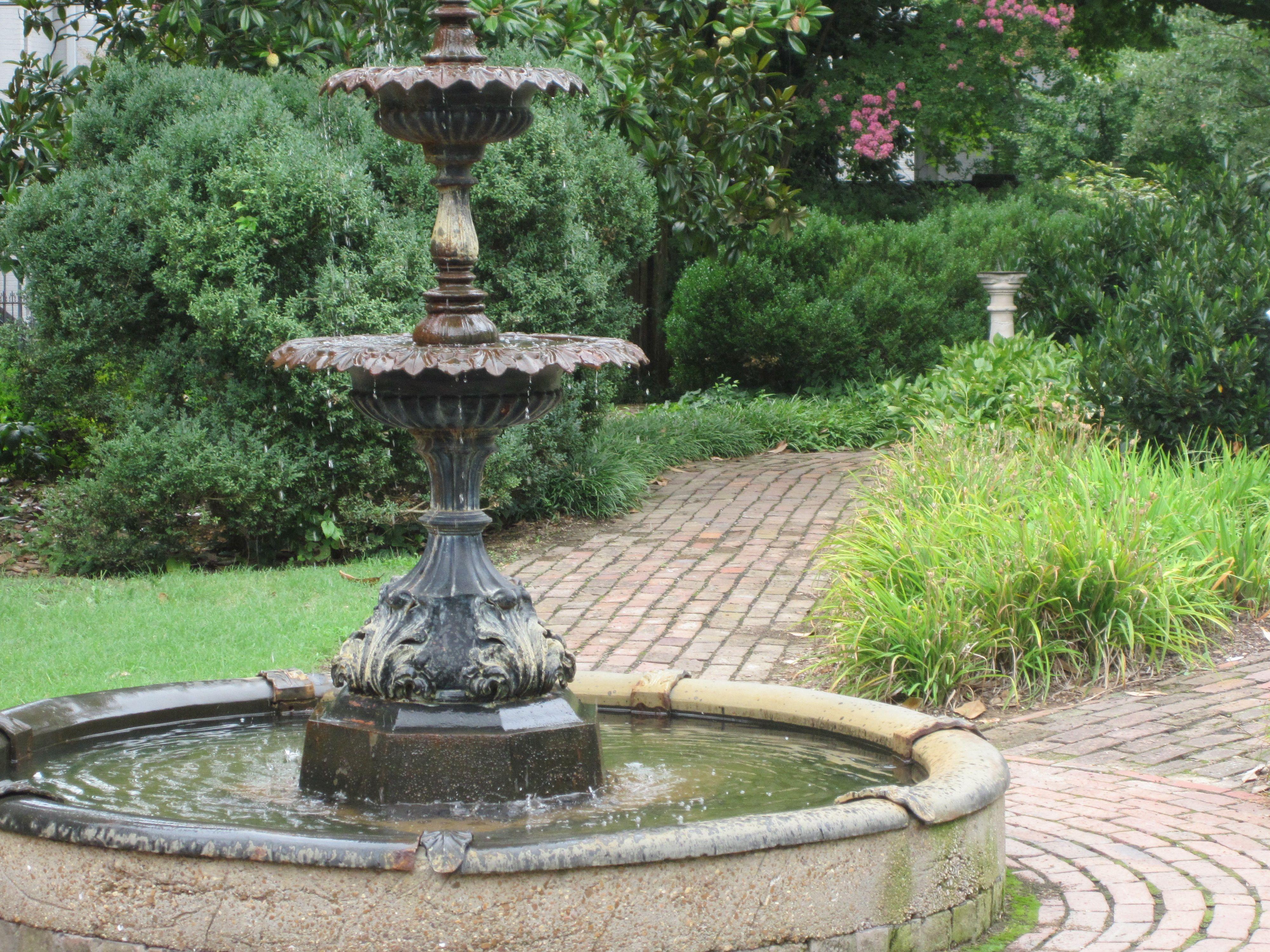 President James K. Polk House & Garden in Columbia, TN http://www ...