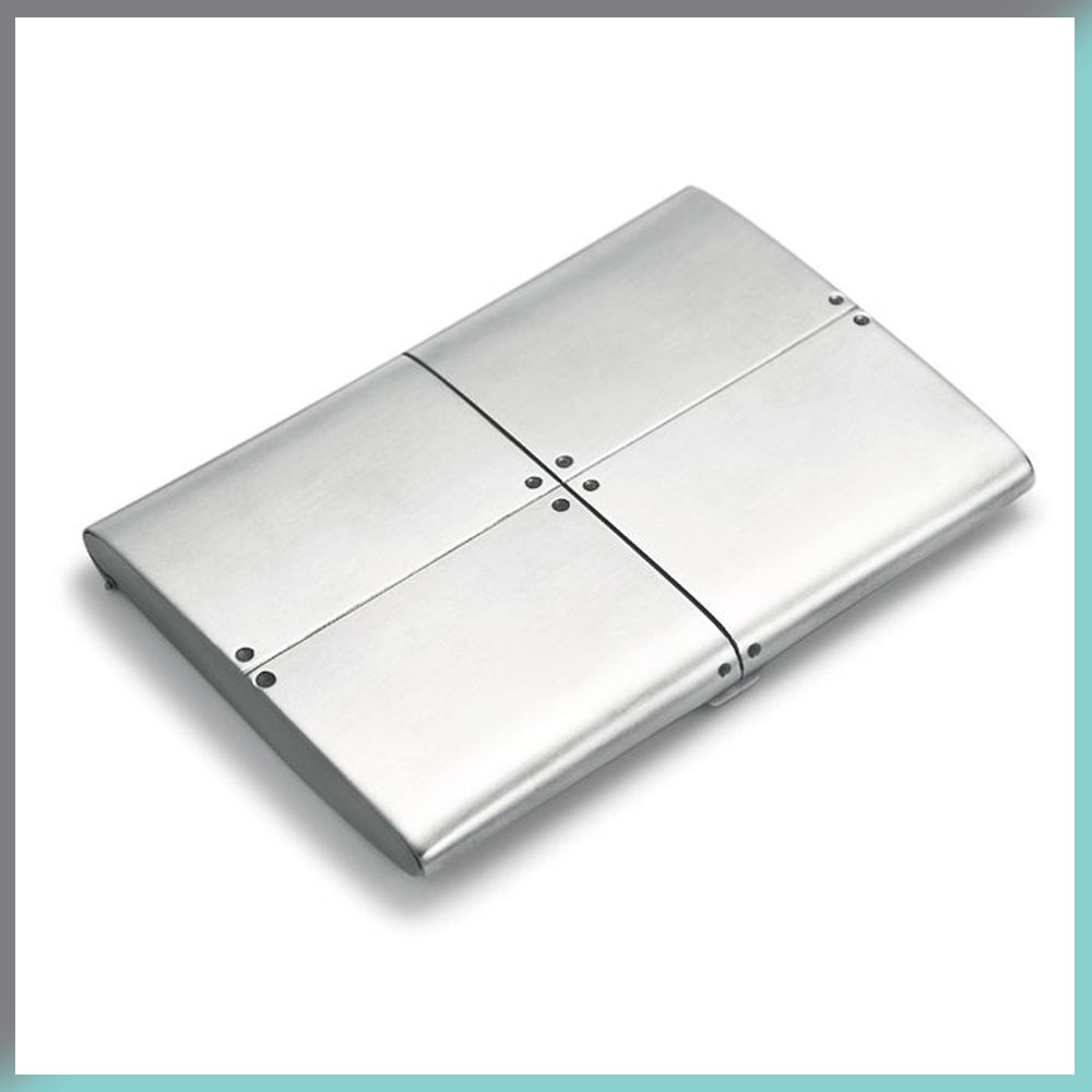 Business Card Case Tiffany & and Co. Streamerica Sterling Silver ...