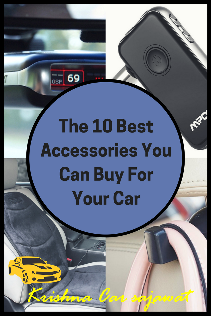 10 Useful Car Accessories That You Actually Need Car Accessories Car Accessories For Girls Car Accessories Diy