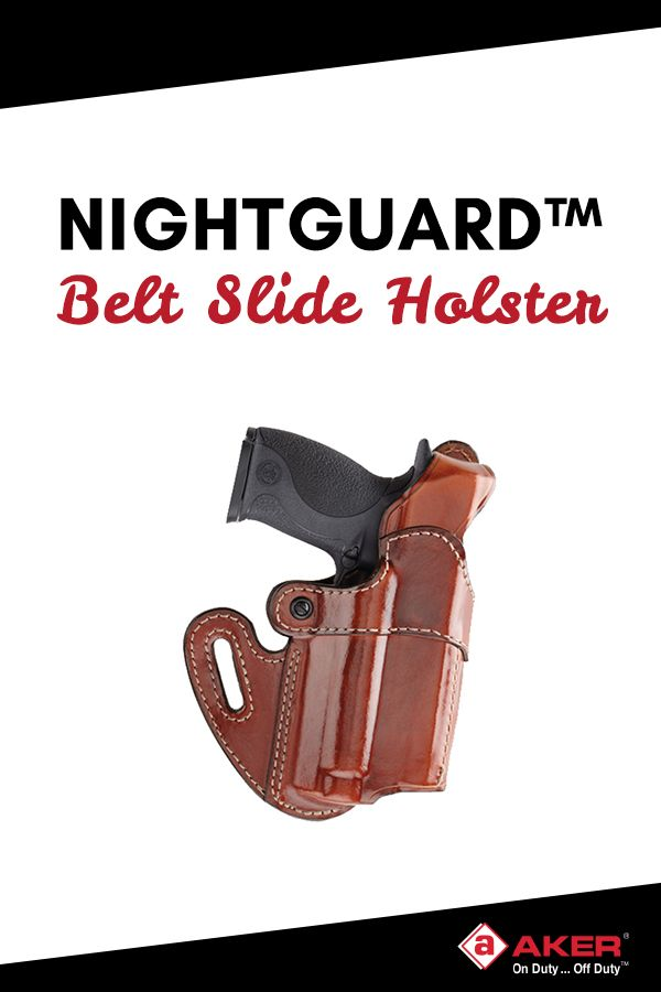 Nightguard Belt Holsters Leather Belt Holsters Products Belt