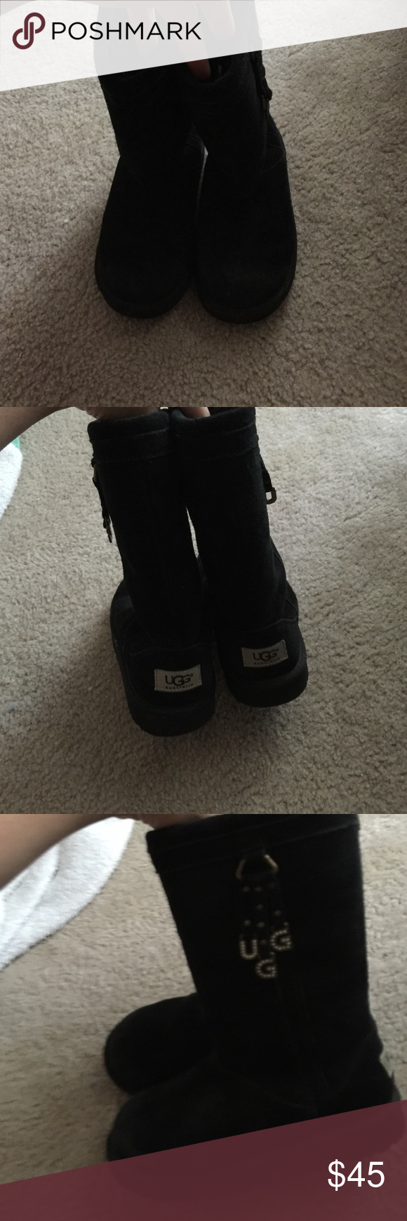 Ugg boots size 2 girls Excellent condition uggs size 2 big girls UGG Shoes Boots