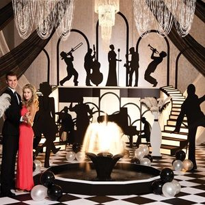 Fascinating Rhythm Theme   1920s Prom Theme in 2019 ...