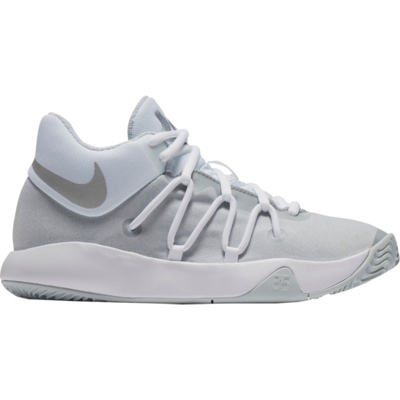 buy online 708d0 28ee5 Nike Kids  Grade School KD Trey 5 V Basketball Shoes, White