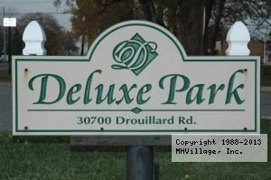 Deluxe Mobile Home Park In Walbridge OH Via MHVillage