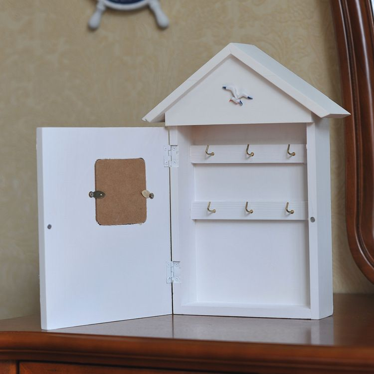 Decorative Key Box For The Wall Free Shipping New Home Furnishing Decorative Wall Wooden Key Box