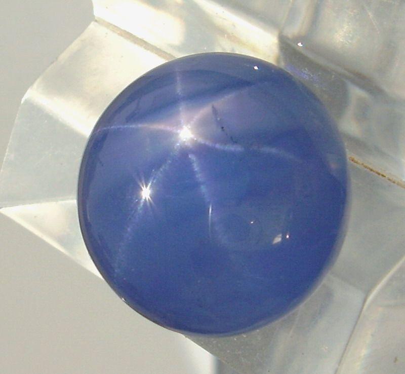 Ceylon Blue Star Sapphire Blue Star Sapphire Minerals Crystals Stones Star Sapphire
