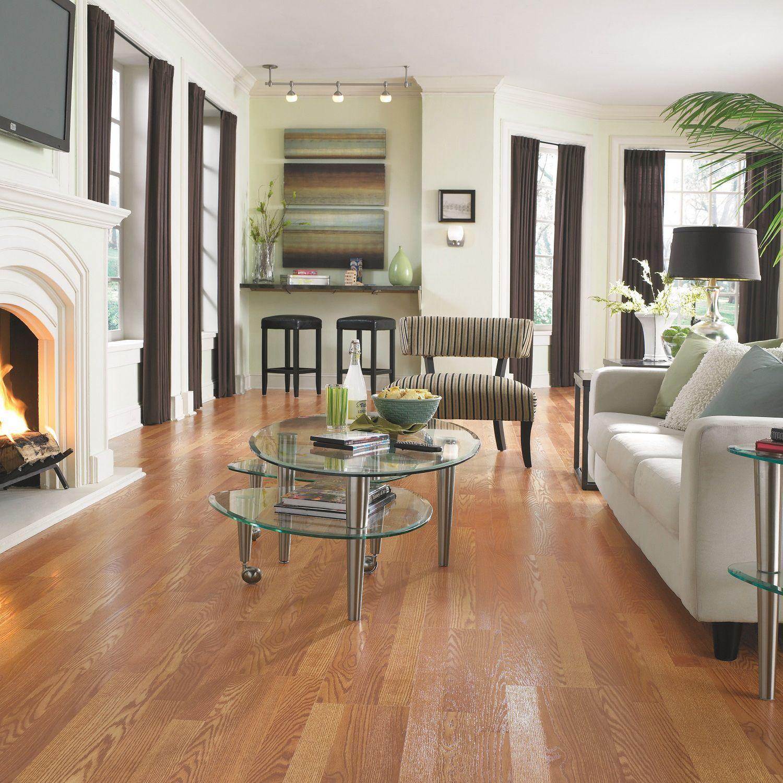 Traditional Living Golden Amber Oak Ii Laminate Flooring House