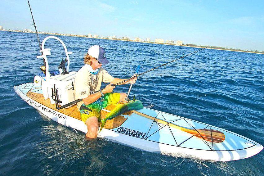 Pesca surff de remo