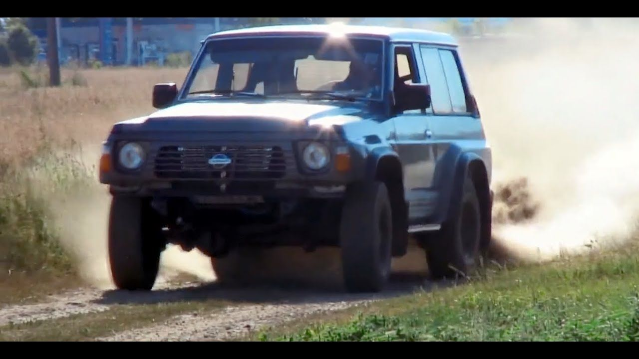 Nissan Patrol Gr Twin Cam Turbo Gt R Motor Youtube In 2020 Nissan Patrol Gtr Nissan