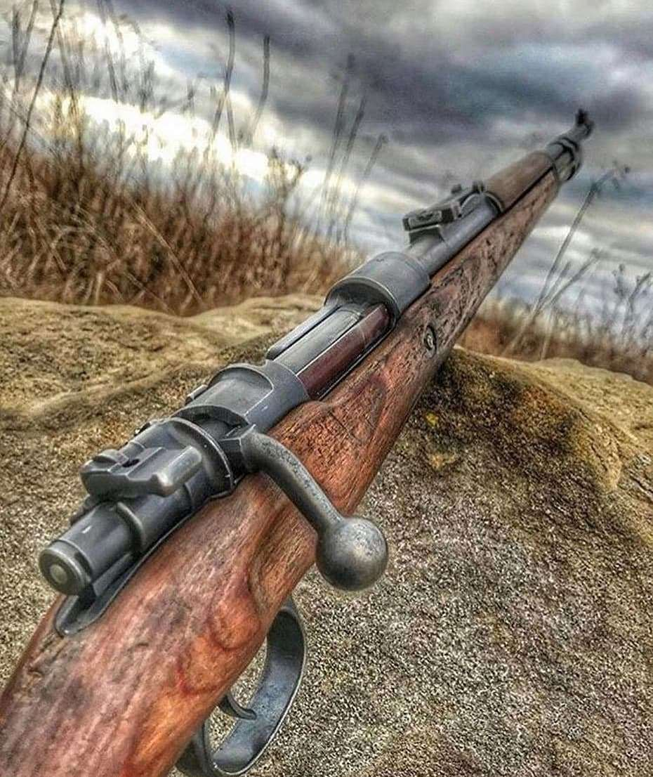 Look At This Beauty The Kar98k Or In Full Name Karabiner 98 Kurz