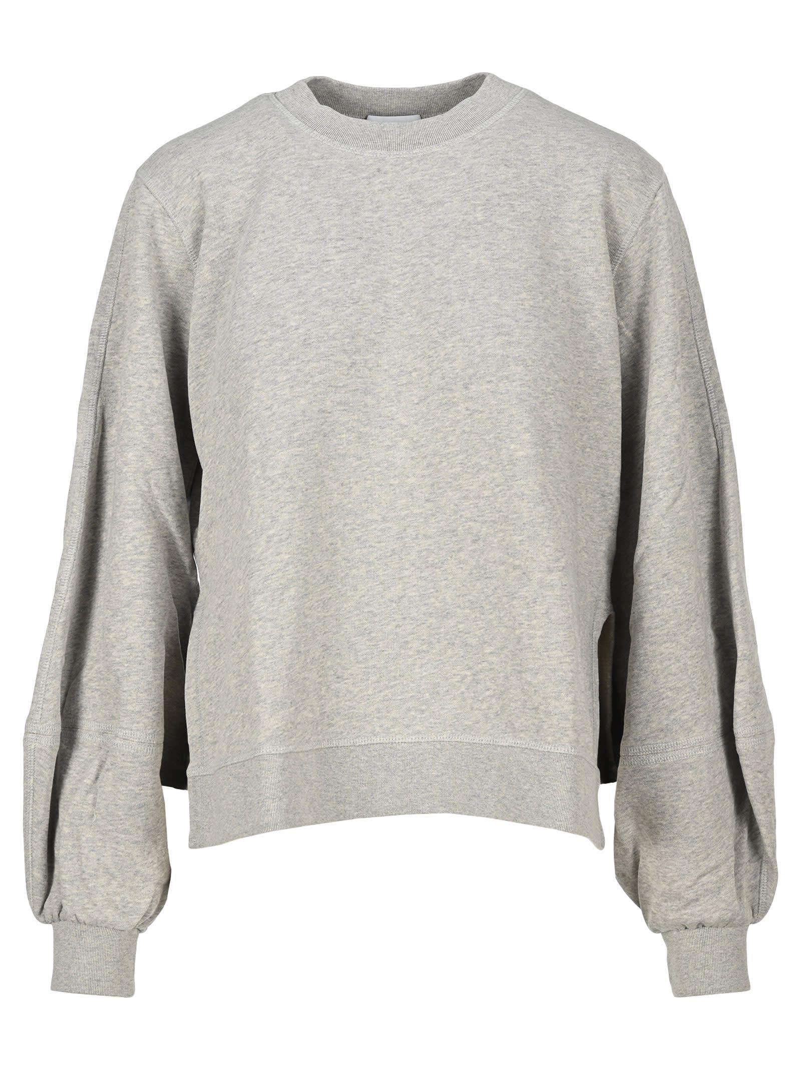 Ganni Isoli Sweatshirt Ganni Cloth Sweatshirts Top Outfits Ganni [ 2136 x 1600 Pixel ]