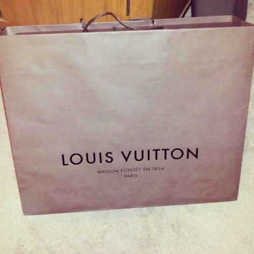 Louis Vuitton in my bedroom is always a good thing. Mother s Day in  Chicago 1f793f1ede976