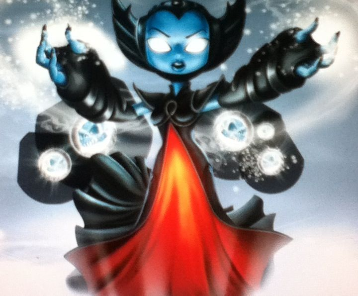 Series 2 Lightcore Hex- Fear the Dark!