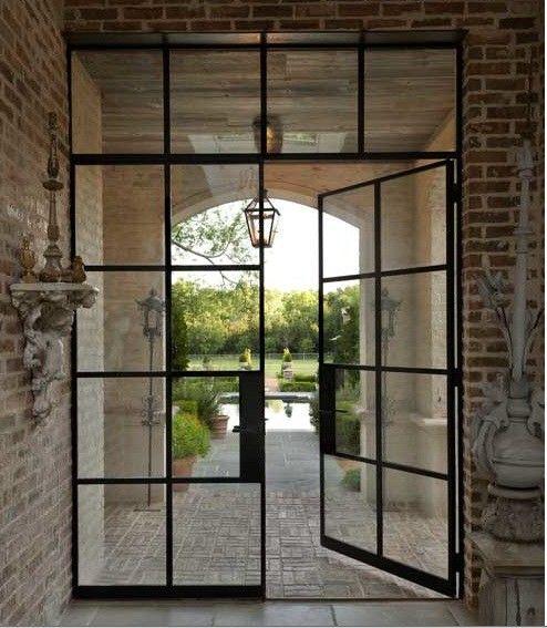 Steel Windows And Doors Height 18 Gauge Stainless Steel