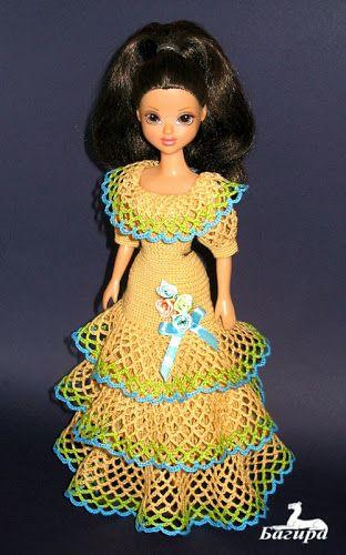PlayDolls.ru - Играем в куклы: Багира: Галерея работ (1/39)