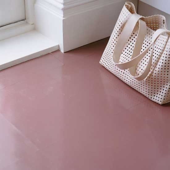 How To Clean Flexible Flooring Remove Scuff Marks By Gently Rubbing