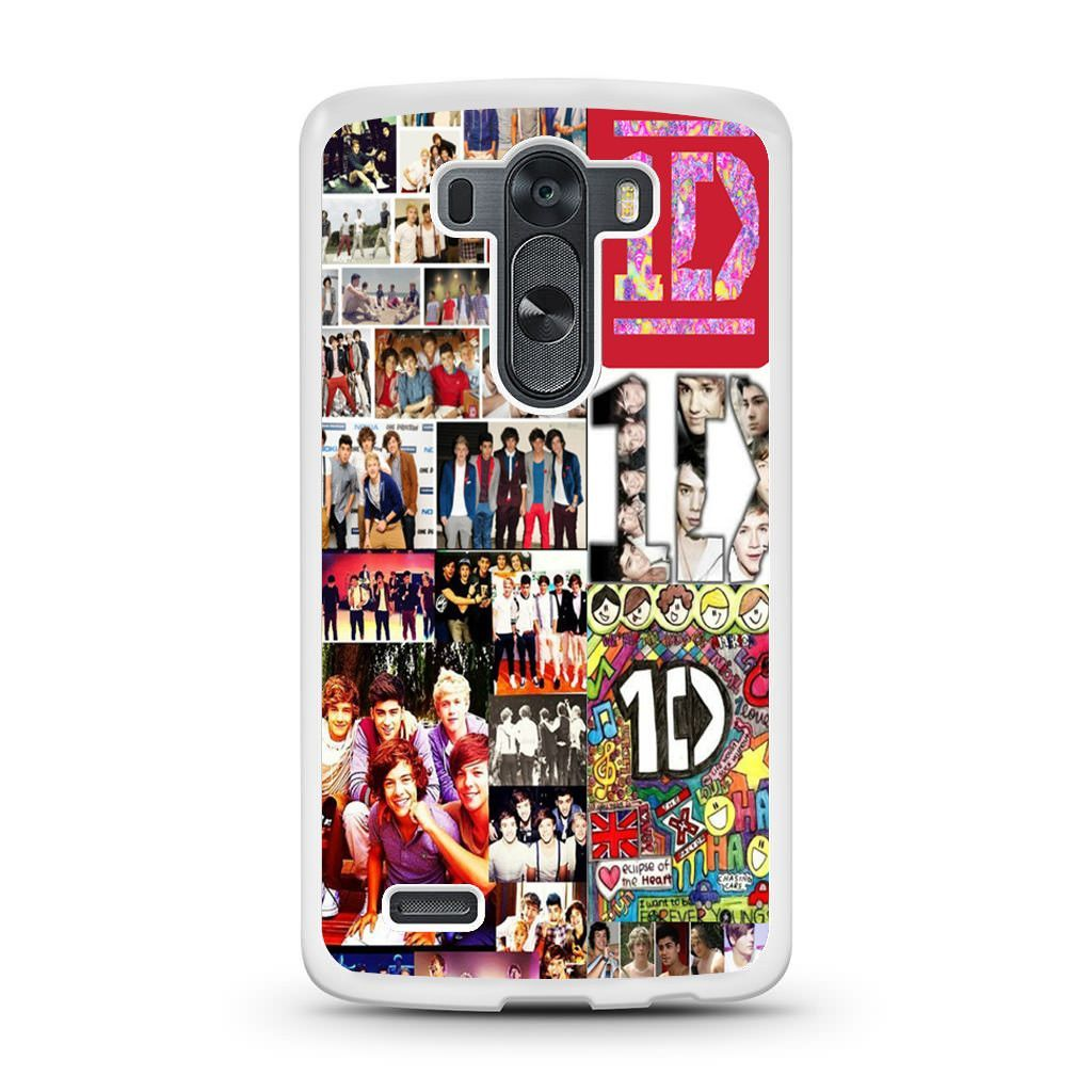 One Direction Collage LG G3 Case