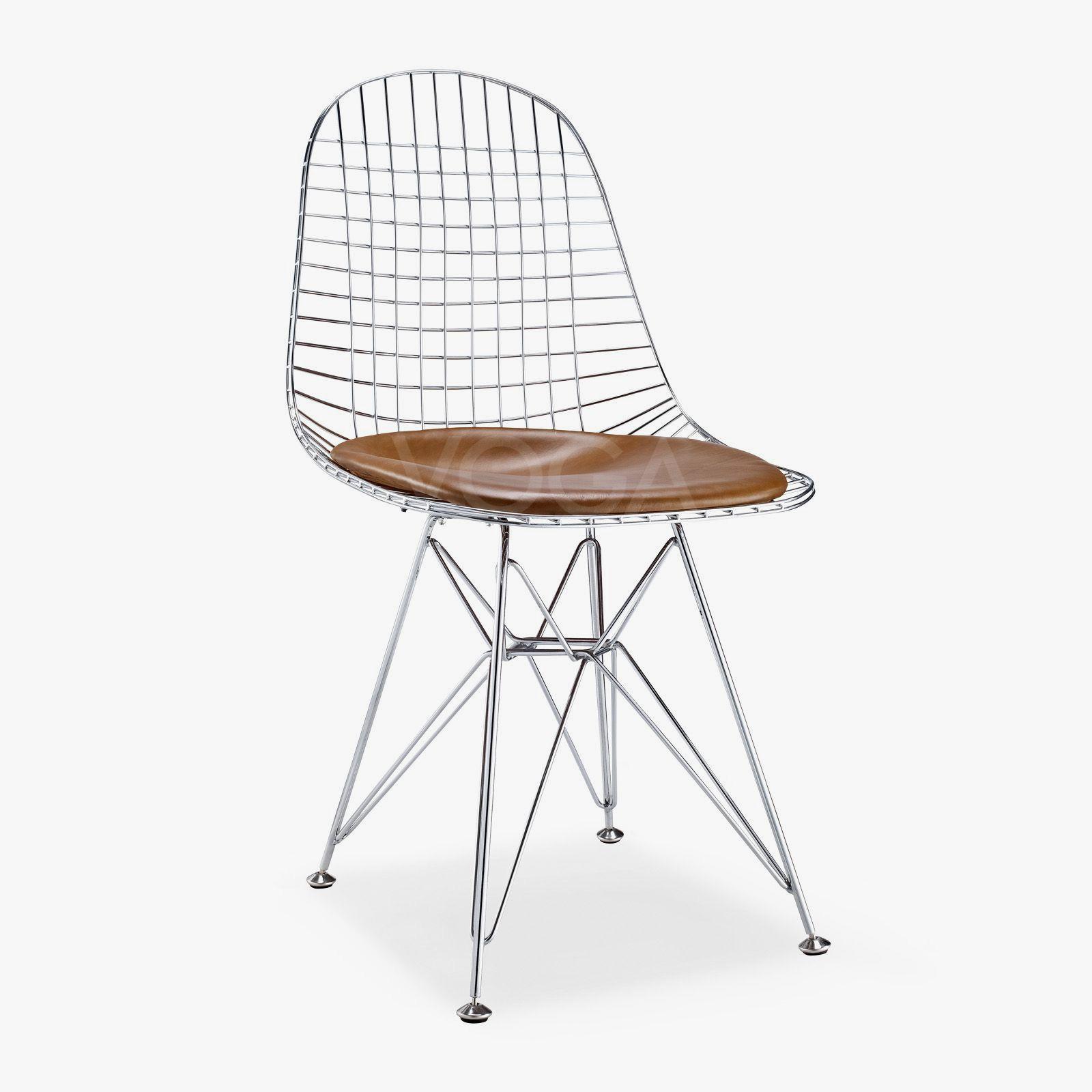 Dkr 5 stol designstoler voga furnitures pinterest for Chaise eames dkr