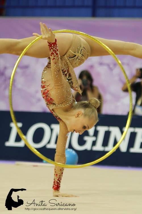 Yana Kudryavtseva (Russia), World Championships (Izmir) 2014