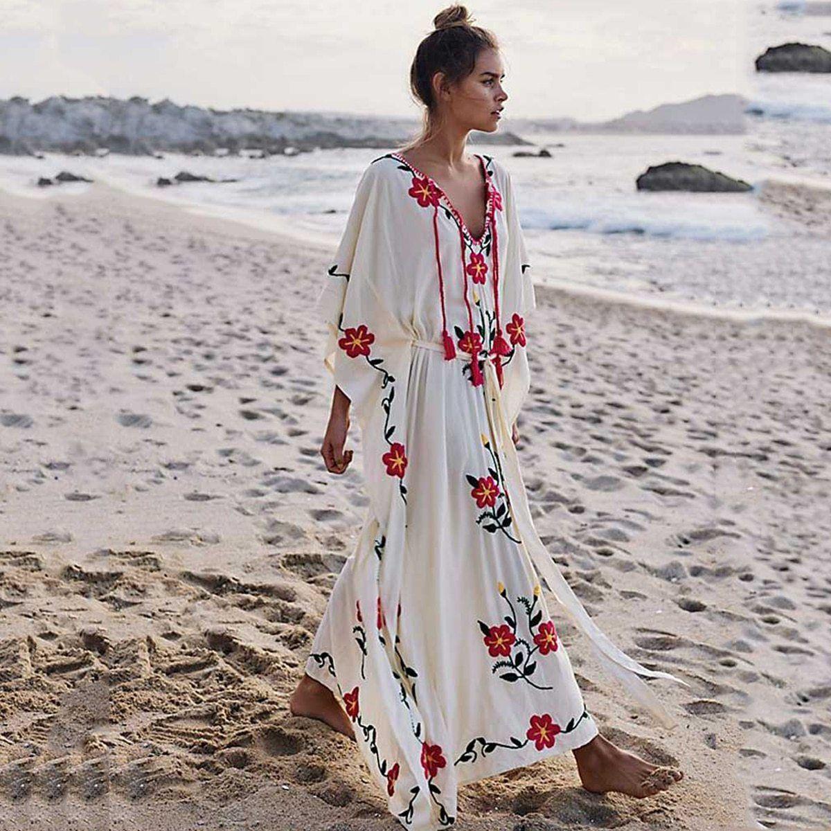 ad18b8a779406 Katy Dress in 2019   Products   Boho dress, Fashion, Kaftan