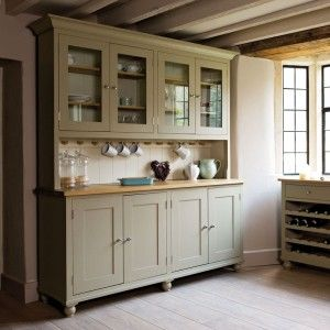 Using Dressers and Cupboards for Kitchens | Dressers & Cabinets