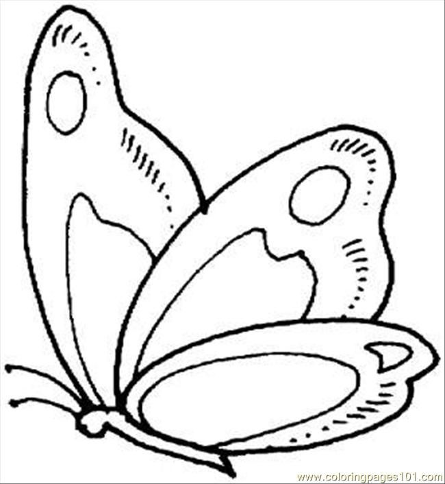 Printable Geometric Butterflies Coloring Pages | ... printable ...