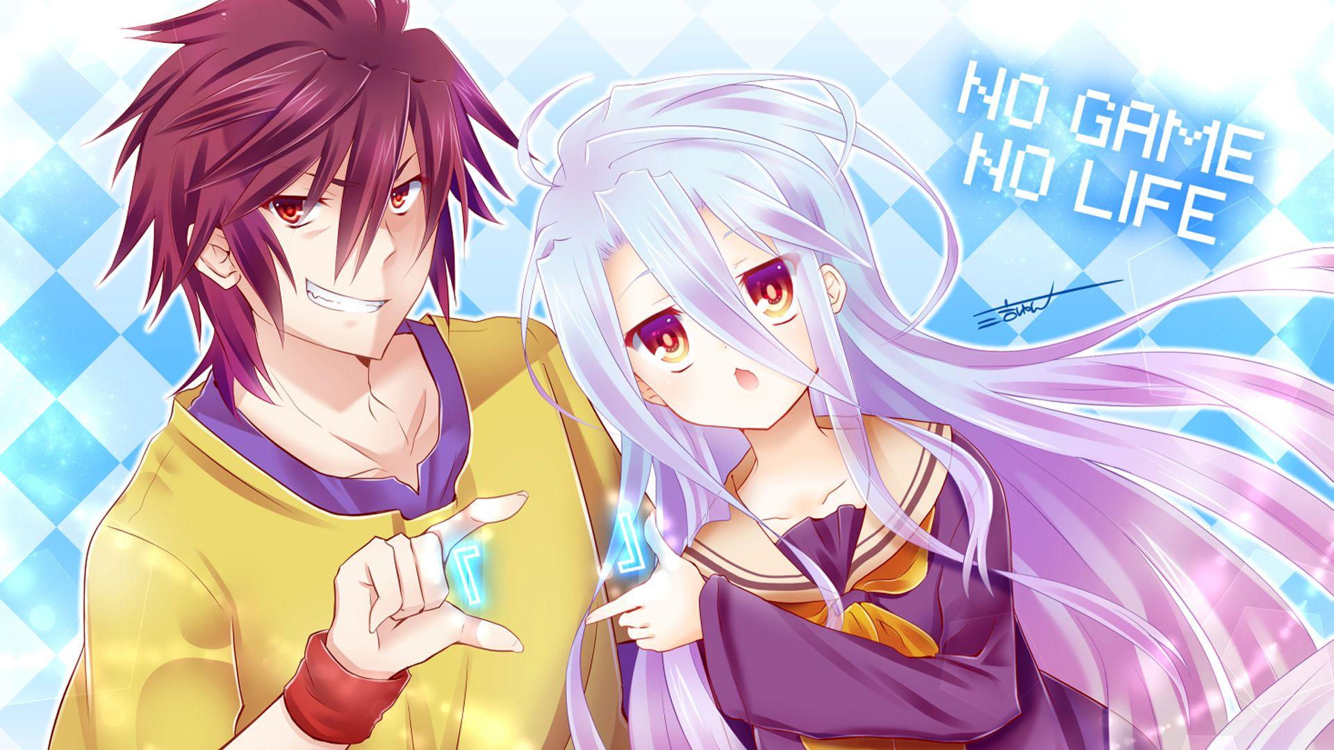 Bildergebnis für Anime No Game No life