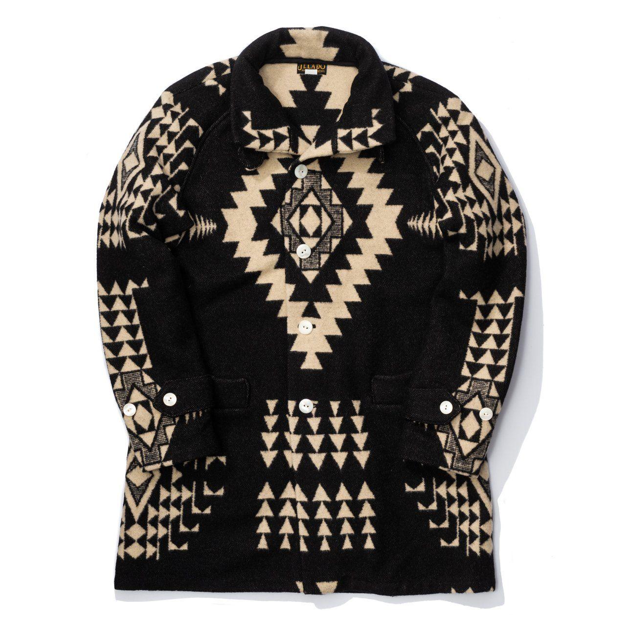 Jelado AG33437 Salem Coat Coat, Blanket coat, Fashion